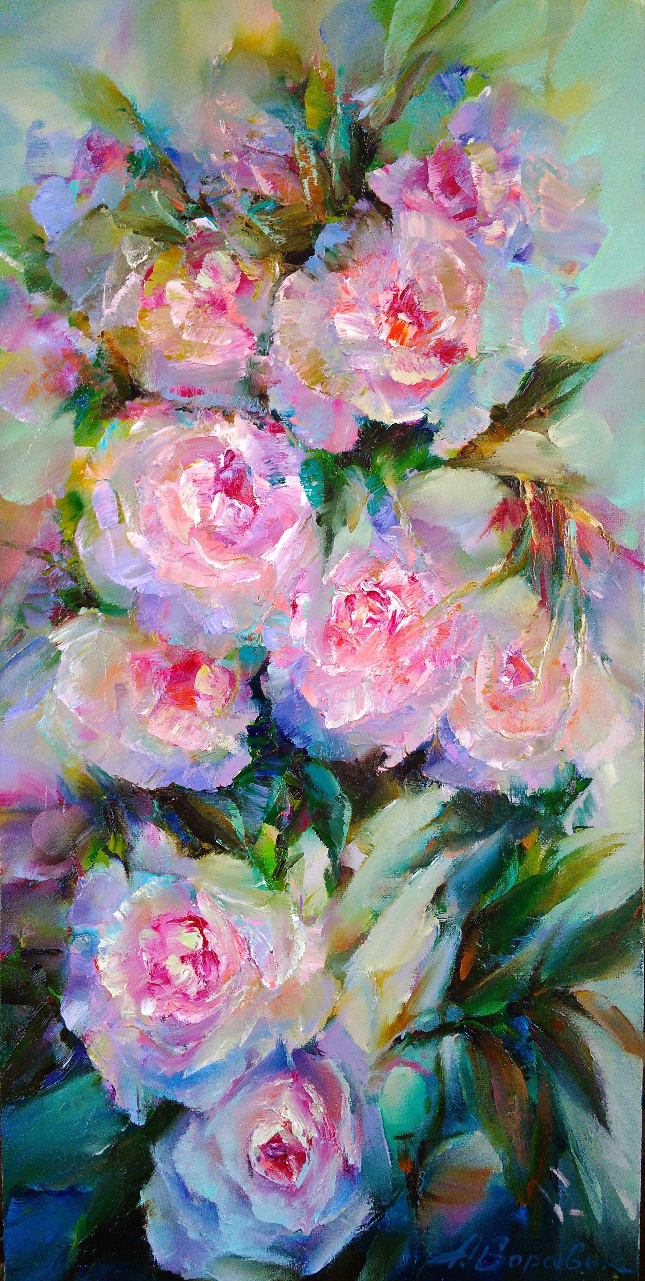 Andrei Ivanovich Boravik. Waltz of the Flowers