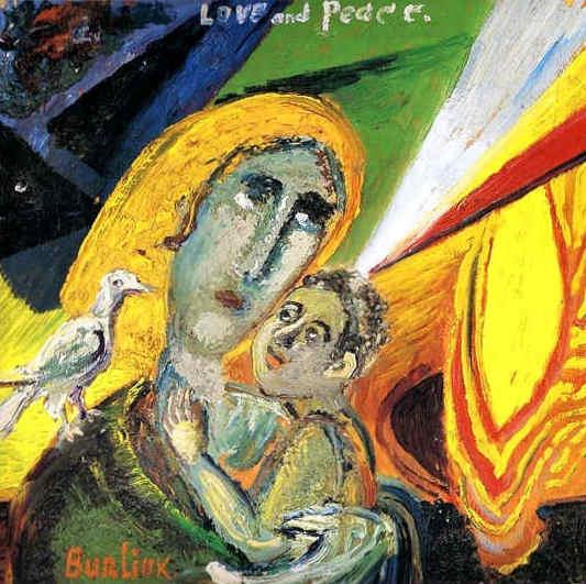 Давид Давидович Бурлюк. Любовь и мир