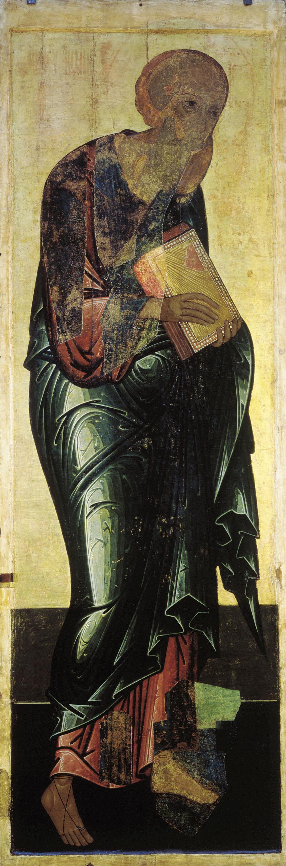 Andrey Rublev. John the Theologian