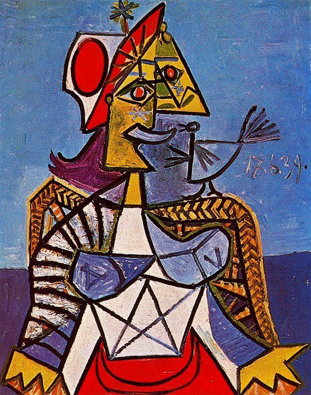 Пабло Пикассо. Сюжет 165