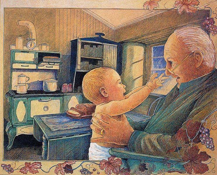 Randy Wasserman. Grandpa's memory