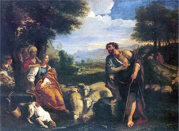 Пьером Франческо Мола. Овцы
