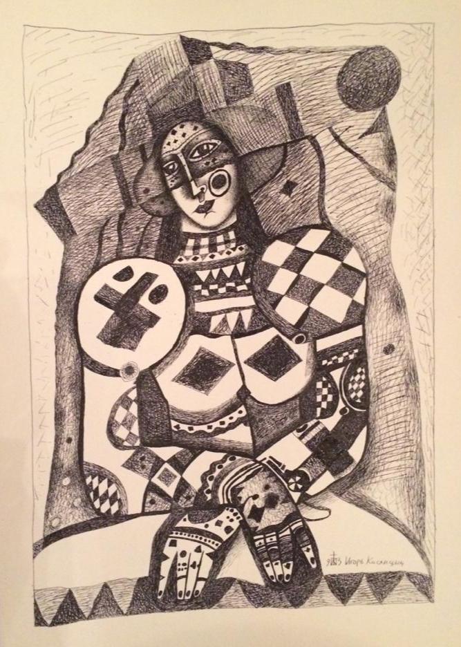 Igor Vasilyevich Kislitsyn. Gothic 2