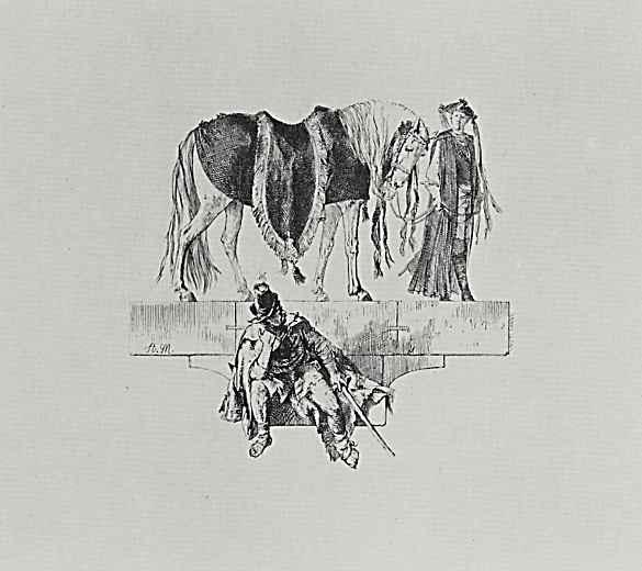 Адольф фон Менцель. Деяниям Фридриха Великого