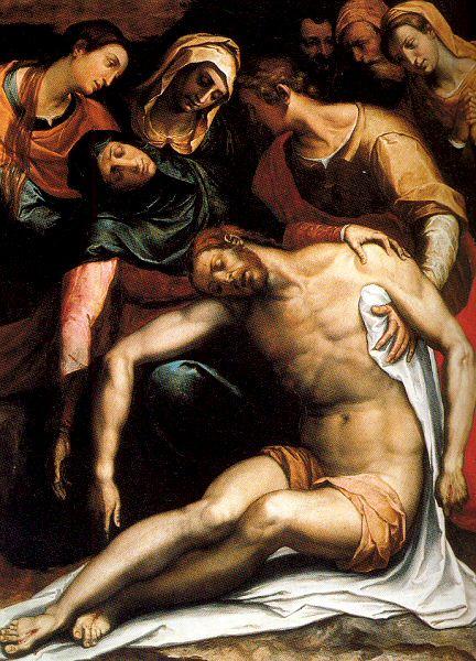 Стефано Пьери. Снятие с креста