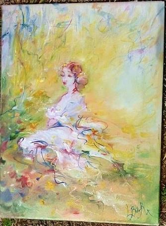 Larisa Baranova. Sweet autumn sadness ---