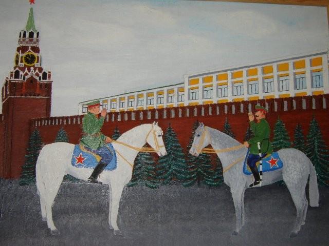 Egor Mikhailovich Babakov. Untitled