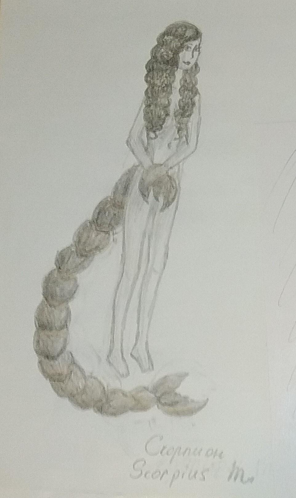 Zina Vladimirovna Parisva. Zodiac Signs: Scorpio