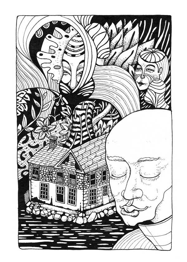 DMTRI SIUCHEREPAHA. HOUSE