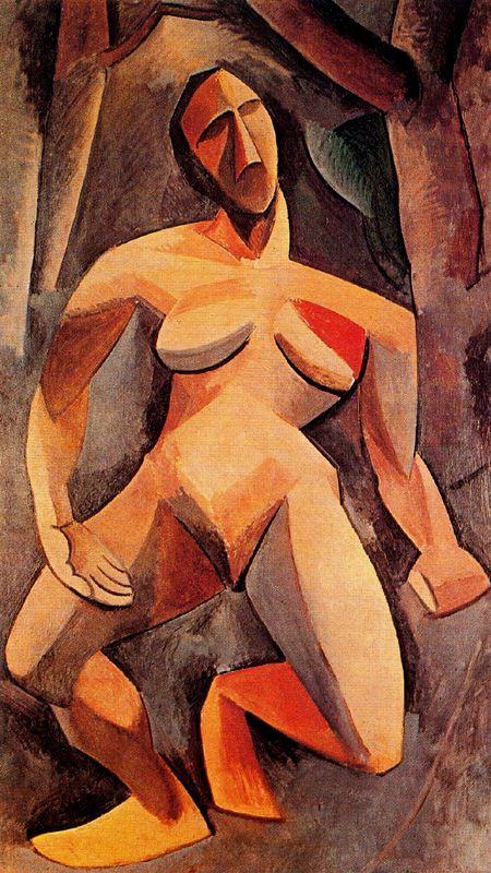 Пабло Пикассо. Дриада