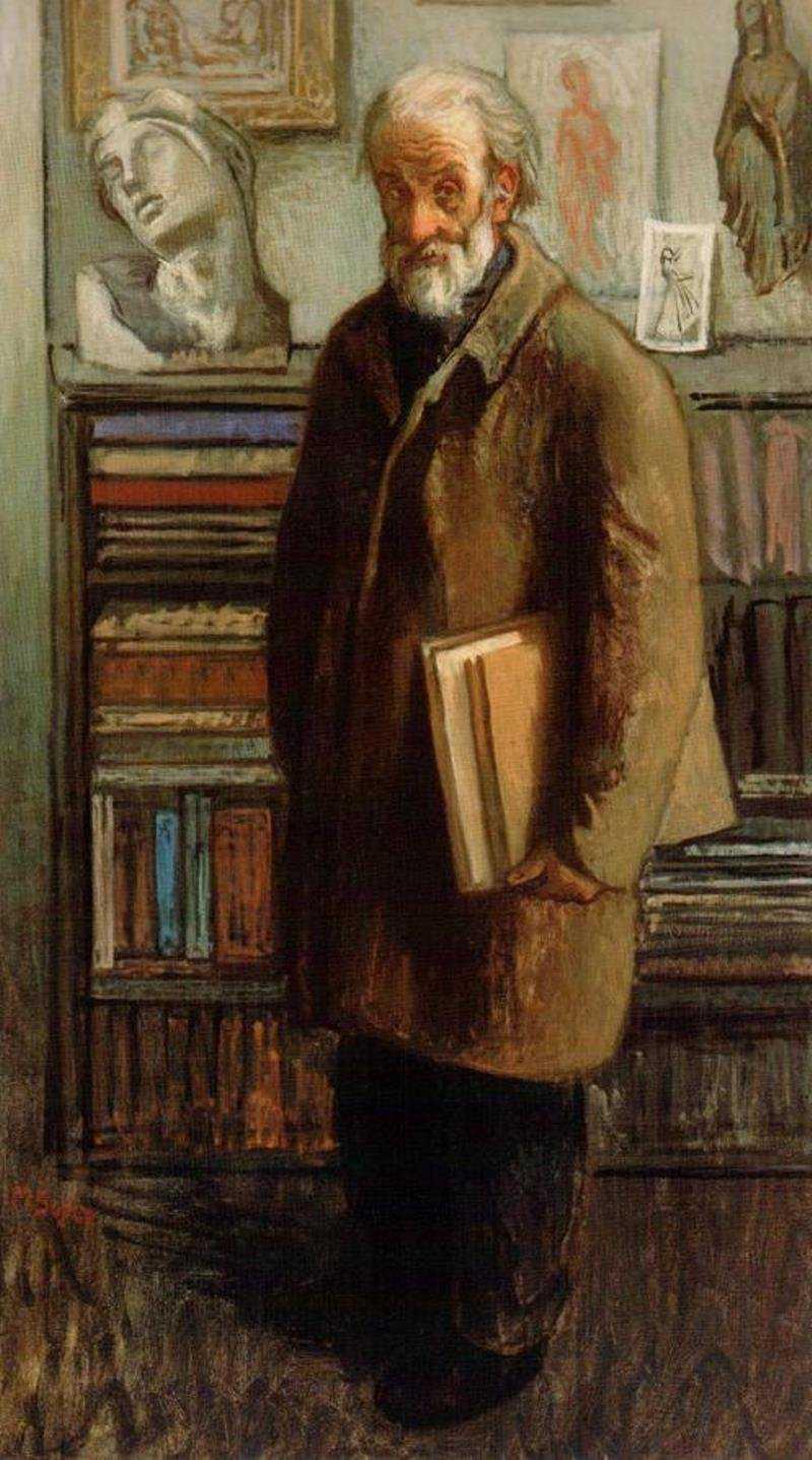 Мозес Сойер. Библиофил