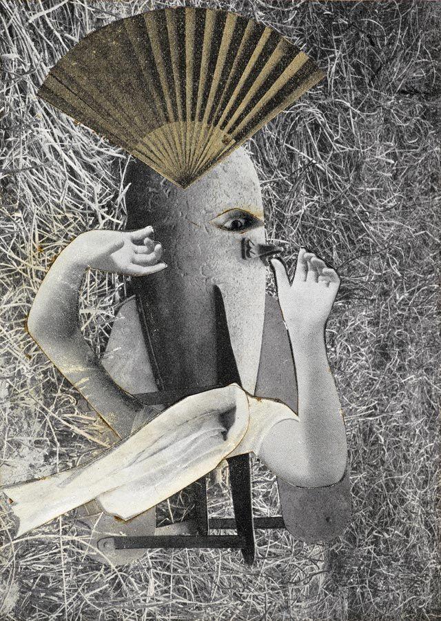 Max Ernst. Chinese nightingale