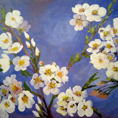 Natalia Anatolyevna Leisure. Spring