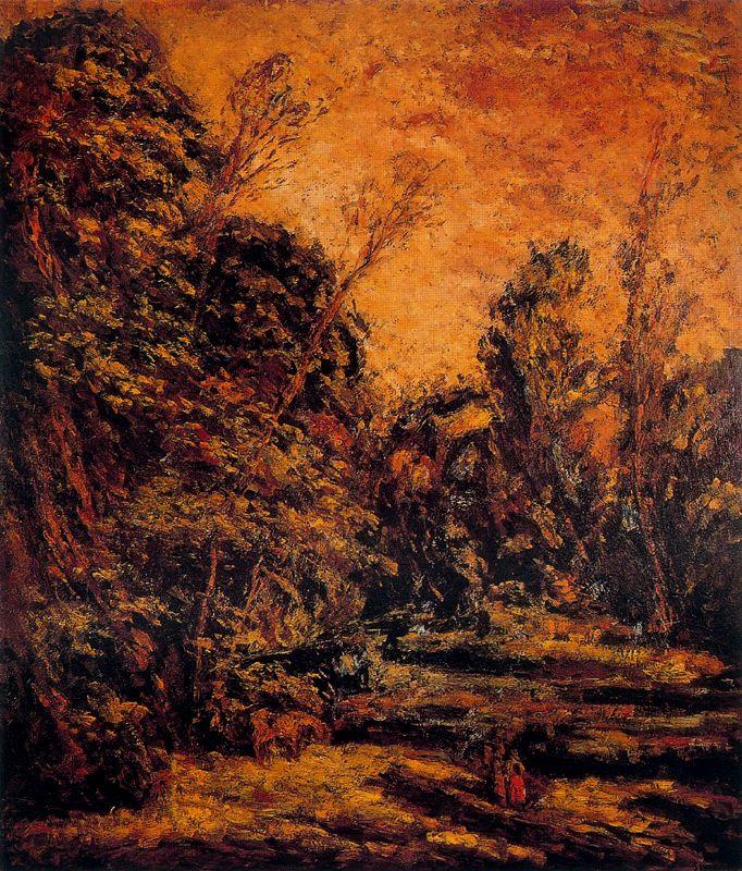 Артуро Соуто. Высокие деревья