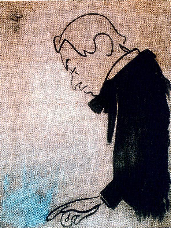 Jose Mompou. The profile of a man