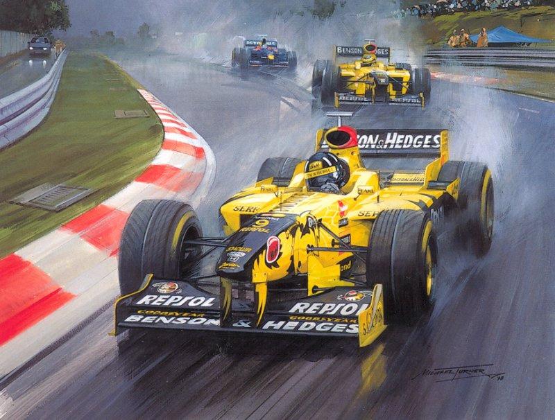 Рой Роб. Желтый автомобиль