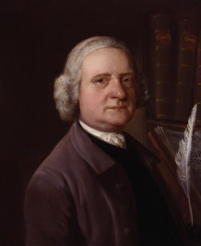 Thomas Gainsborough. Joseph Gibbs