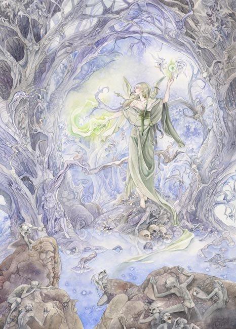 Stephanie Lowe. Good spell