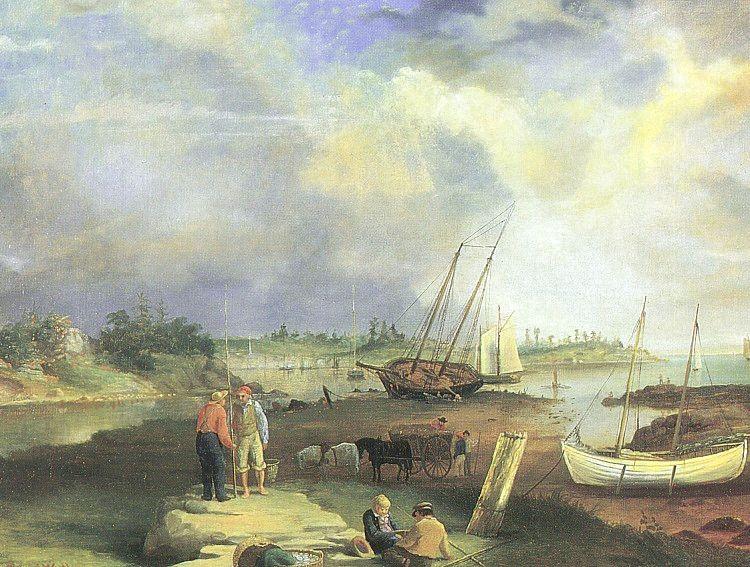 Уильям Аллен Стена. Лодки