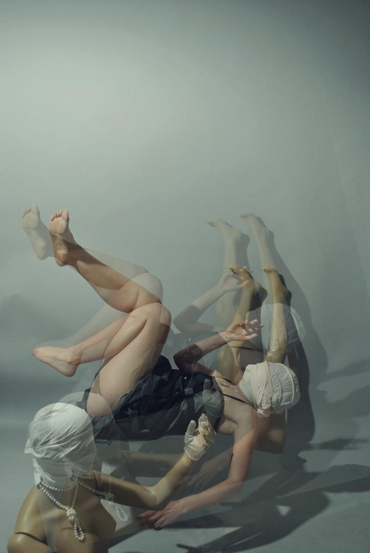 Leni Smoragdova. Shapes collection: version of the past {$ M}