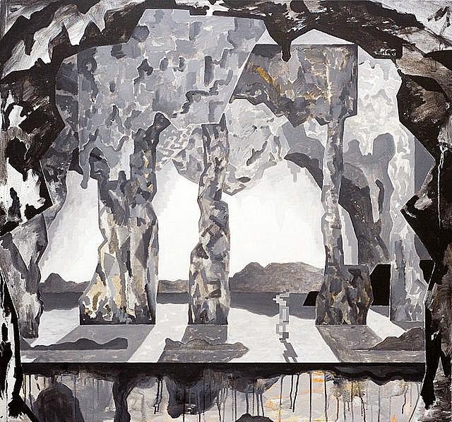 Кристоффер Зеттерстранд. Пещера