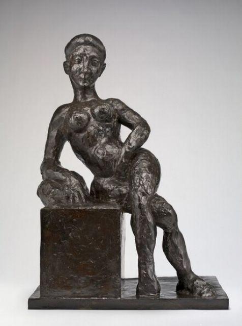 Анри Матисс. Декоративная фигура