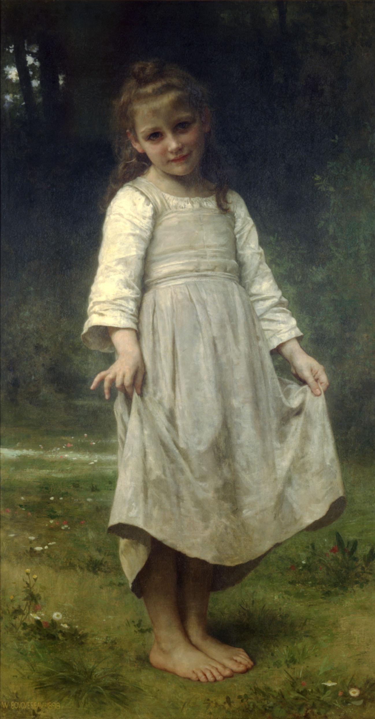 William-Adolphe Bouguereau. Nod