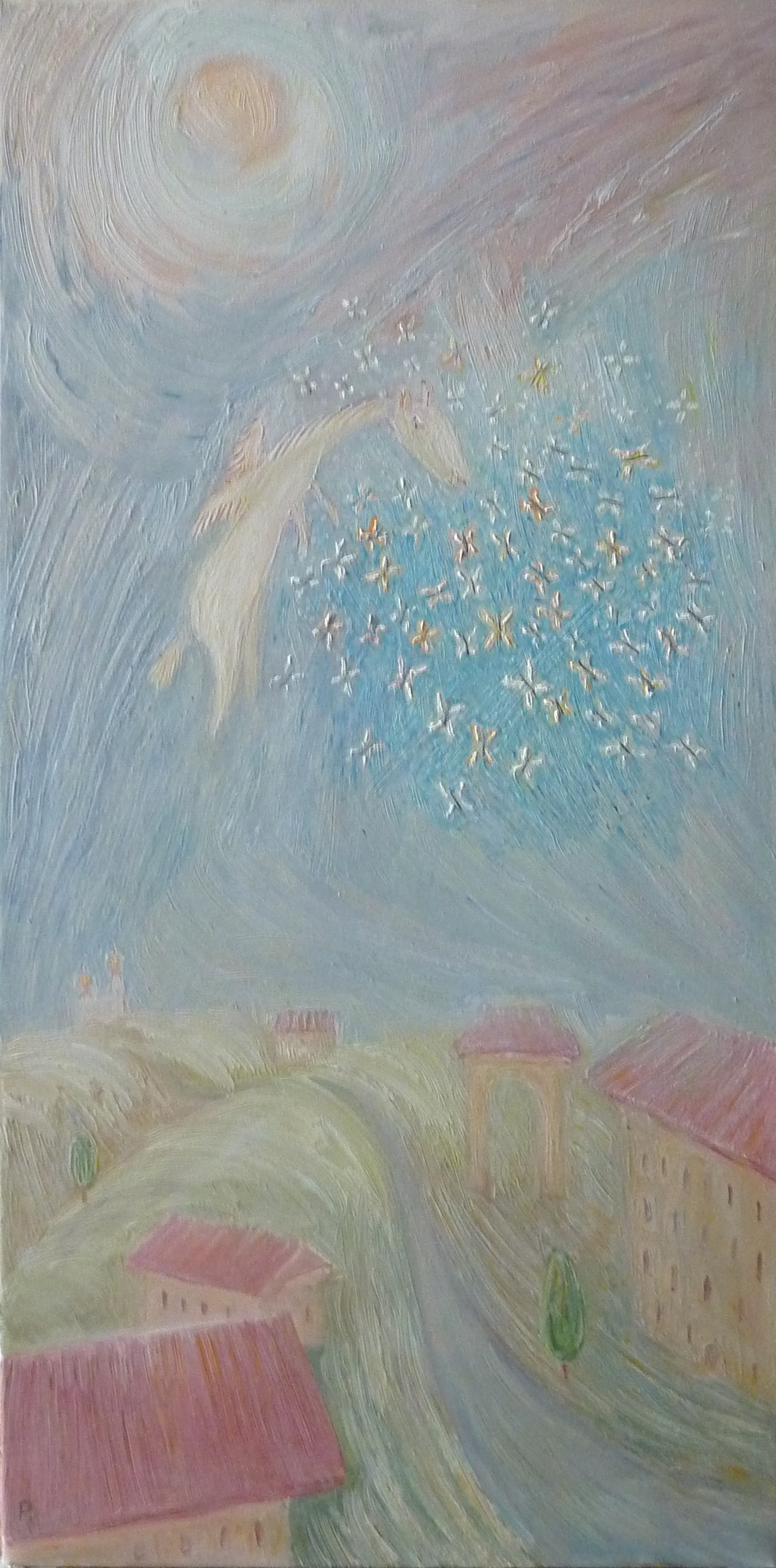Svyatoslav Ryabkin. Pegasus and moths Pegasus and Moths