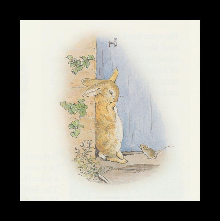 Бенджамин и Кролик Питер Банни. Сказка о кролике Питере 14