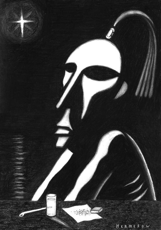 Alexander Hermesov. Indian