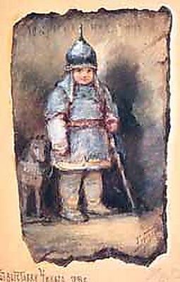 Елизавета Меркурьевна Бём (Эндаурова). Добрыня Никитич