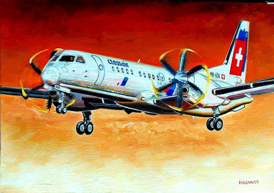 """Aviation Art. """"Надёжность"""""""