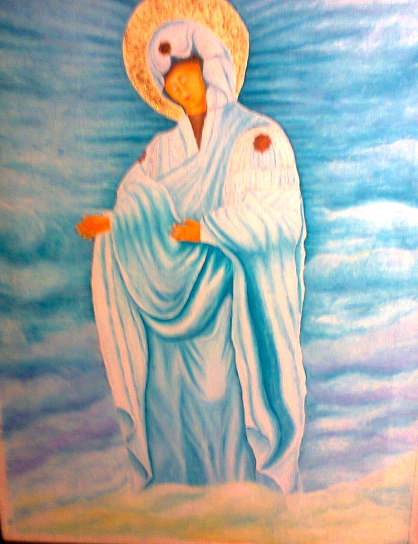 Victor Vladimirovich Weaver. Saint
