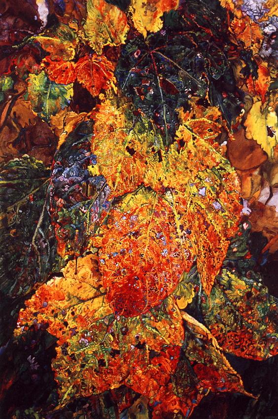 Joseph Raphael. Autumn metamorphosis