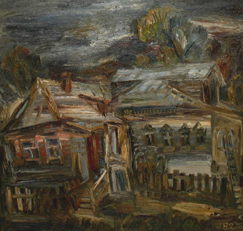 "Isaak Yakovlevich Sherman. ""The big house"""