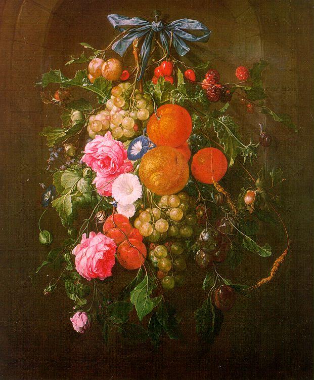 Корнелис де Хеем. Цветы