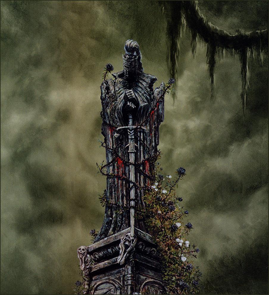 Кевин Мак Канн. Призрак  Черная роза