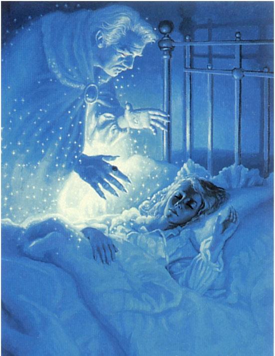 Грег Хильдебрандт. Сон