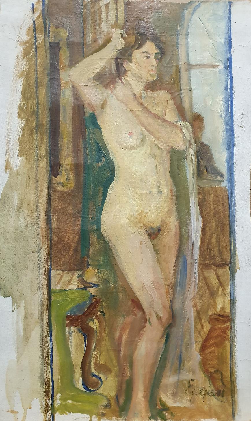 Adalbert Mikhailovich Erdeli. Untitled