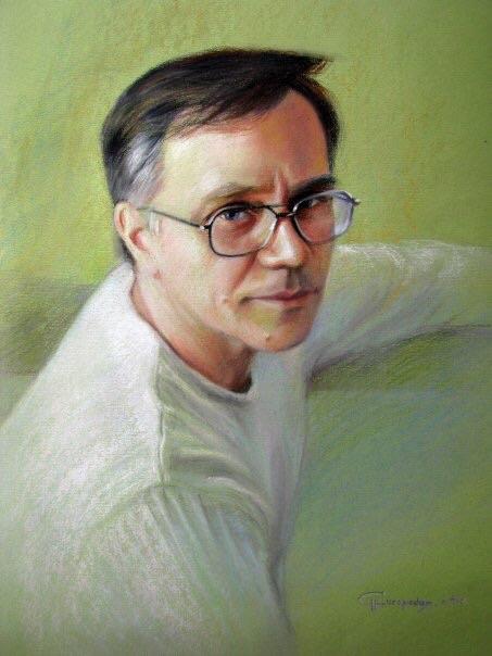 Natalia Sigorskaya. Portrait Of Alexander