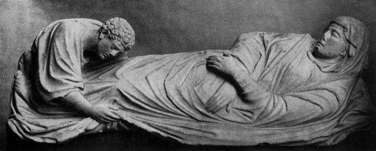 Arnolfo di Cambio. Lamentation by John Mary