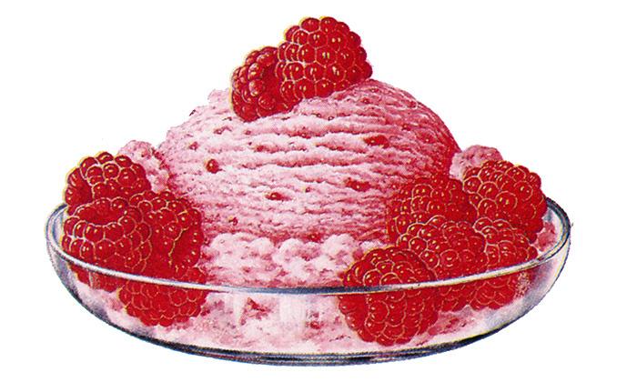 Катрин Салентайн. Малиновое мороженое