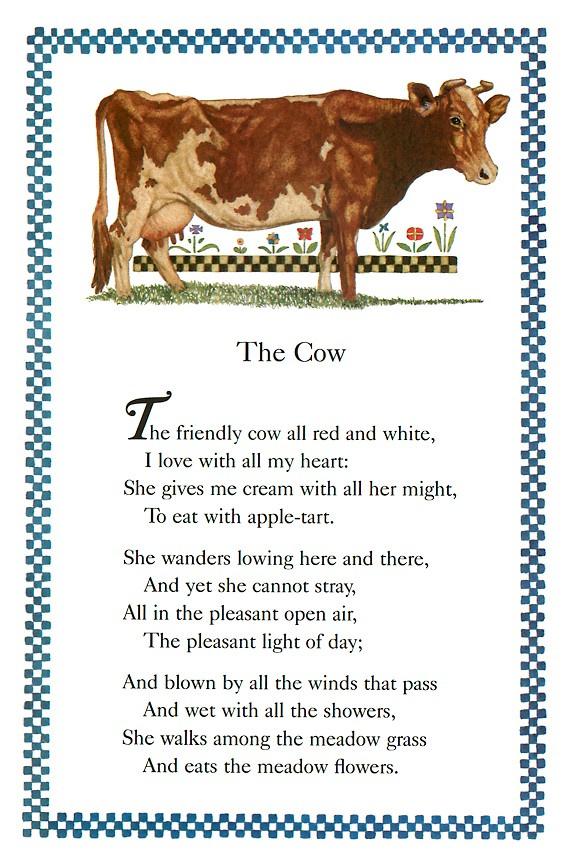 Michael haig. Cow