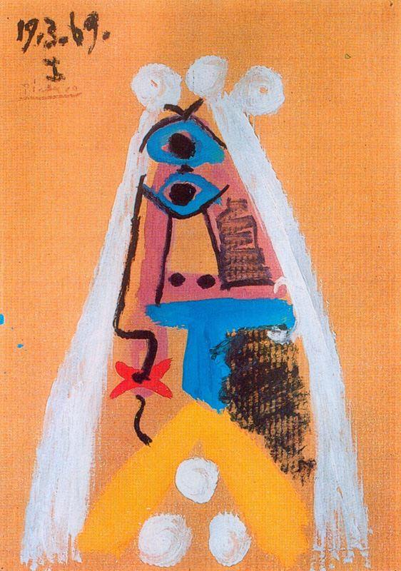 Пабло Пикассо. Невеста