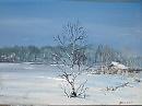 Victor Mikhaylenko. Frosty morning