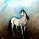 Гульнар Сейлова. Конь белый