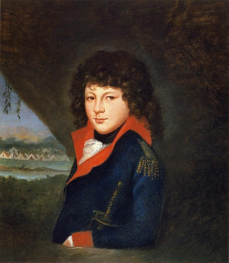 Raphaelle Peale. Rubens Peale