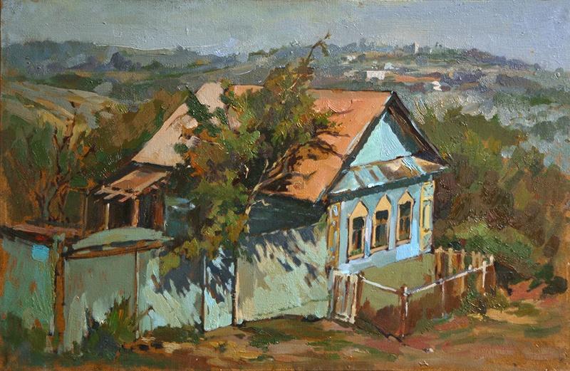 Tatyana Dready. The Volga region