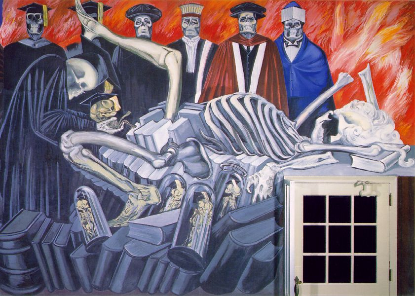 Jose Clemente Orozco - Biography, Works, Style