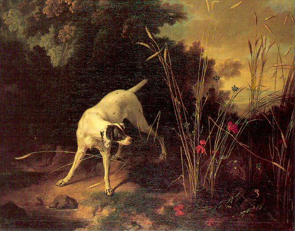 Жан-Батист Удри. Собака